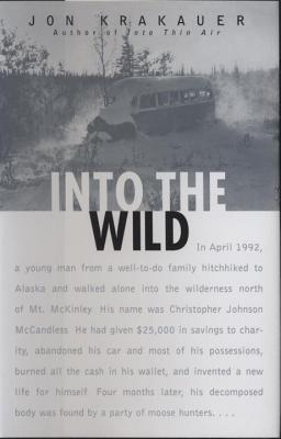 Into the Wild - Krakauer, Jon