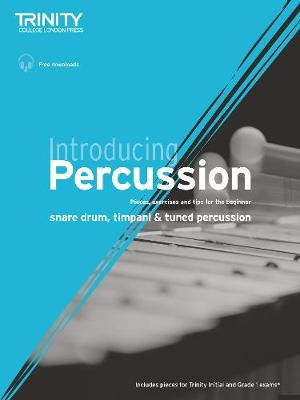 Introducing Percussion: Pieces, Exercises and Tips for the Beginner - Aldous, Mark, and Evans, Peter, and Pearcey, Lorne