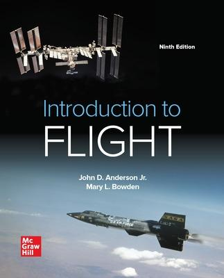 Introduction to Flight - Anderson, John, and Bowden, Mary