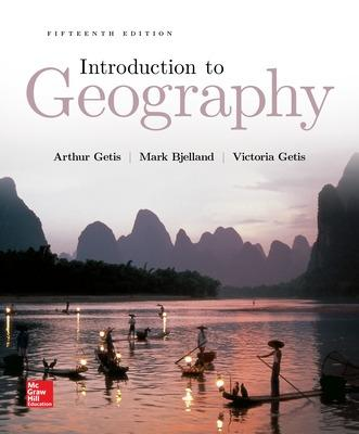 Introduction to geography book by arthur getis 26 available introduction to geography getis arthur and bjelland mark and getis fandeluxe Images