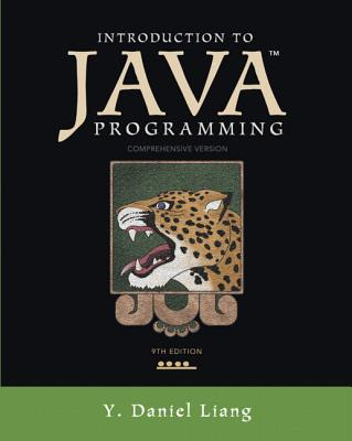Introduction to Java Programming, Comprehensive Version Plus Myprogramminglab with Pearson Etext -- Access Card Package - Liang, Y Daniel