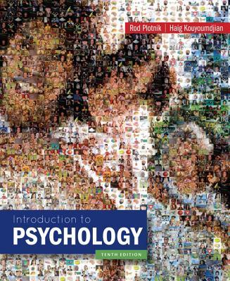 Introduction to Psychology - Plotnik, Rod, and Kouyoumdjian, Haig