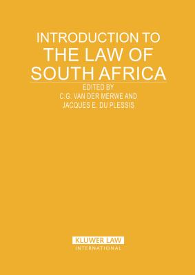 Introduction to the Law of South Africa - Merwe