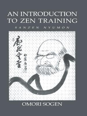 Introduction to Zen Training - Sogan, Omori, Professor