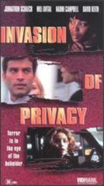Invasion of Privacy - Anthony Hickox