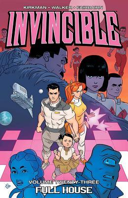 Invincible, Volume 23 - Kirkman, Robert, and Walker, Cory, and Ottley, Ryan