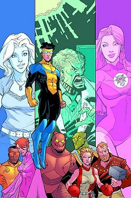 Invincible, Volume 8: My Favorite Martian - Kirkman, Robert, and Ottley, Ryan (Illustrator), and Walker, Cory (Creator)