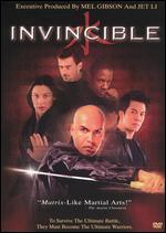 Invincible - Jefery Levy