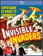 Invisible Invaders [Blu-ray]
