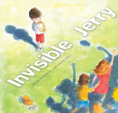 Invisible Jerry - Wallace, Adam