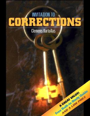 Invitation to Corrections - Bartollas, Clemens