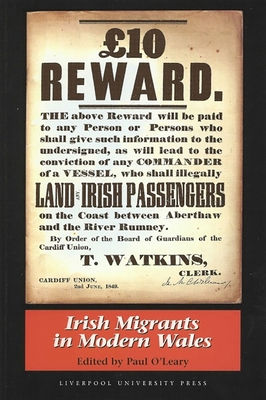 Irish Migrants in Modern Wales - O'Leary, Paul, Dr. (Editor)
