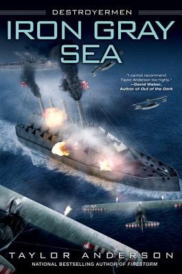 Iron Gray Sea - Anderson, Taylor
