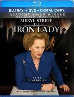 Iron Lady [Includes Digital Copy] [Blu-ray]