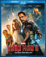 Iron Man 3 [2 Discs] [Blu-ray/DVD] - Shane Black