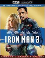 Iron Man 3 [Includes Digital Copy] [4K Ultra HD Blu-ray/Blu-ray]