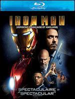 Iron Man [Bilingual] [Blu-ray/DVD]