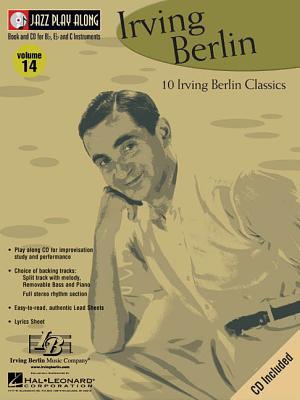 Irving Berlin: Jazz Play-Along Volume 14 - Berlin, Irving (Composer)