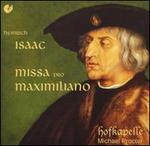 Isaac: Missa pro Maximiliano - David Blunden (organ); Ensemble Hofkapelle