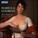 Isabella Colbran: Arie italiane per voce e arpa