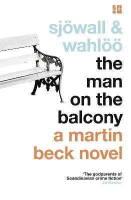 The Man on the Balcony - Sjowall, Maj, and Wahloo, Per, and Nesbo, Jo (Introduction by)
