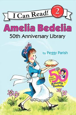 Amelia Bedelia 50th Anniversary Library -