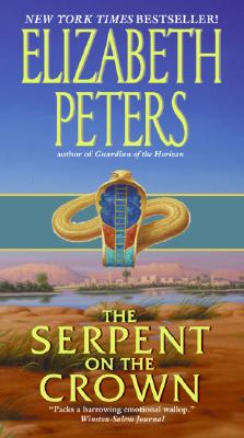 The Serpent on the Crown - Peters, Elizabeth