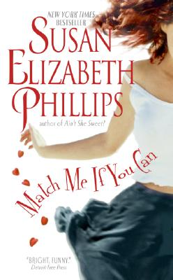 Match Me If You Can - Phillips, Susan Elizabeth