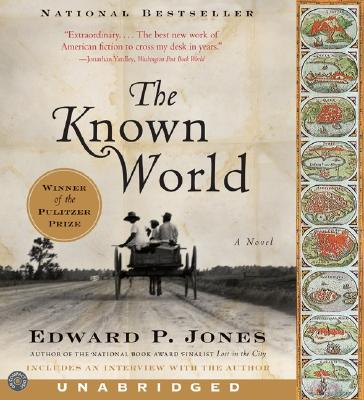 The Known World CD: The Known World CD - Jones, Edward P (Read by), and Free, Kevin (Read by)