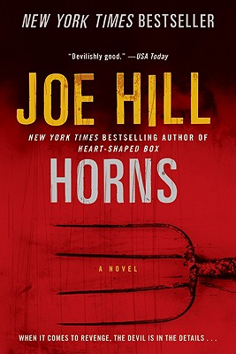 Horns - Hill, Joe