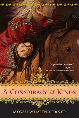 A Conspiracy of Kings - Turner, Megan Whalen