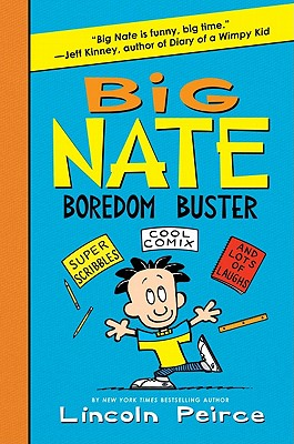 Big Nate Boredom Buster -