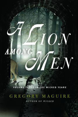 A Lion Among Men - Maguire, Gregory