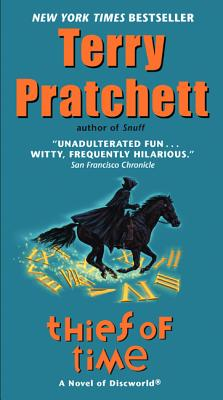 Thief of Time - Pratchett, Terry