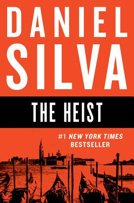 The Heist - Silva, Daniel