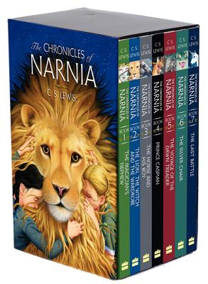 The Chronicles of Narnia Set - Lewis, C S