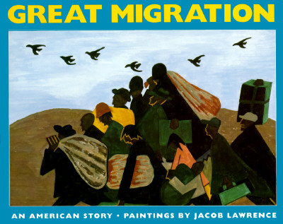The Great Migration: An American Story - Myers, Walter Dean (Contributions by)