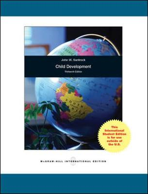 Child Development: An Introduction - Santrock, John W.