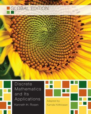 Discrete Mathematics and Its Applications - Rosen, Kenneth H.