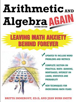 Arithmetic and Algebra Again - Immergut, Brita, and Smith, Jean Burr