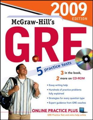 McGraw-Hill's GRE: Graduate Record Examination General Test - Dulan, Steven W