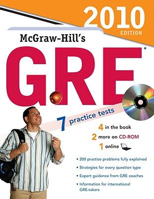 McGraw-Hill's GRE - Dulan, Steven W