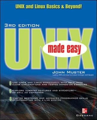 Unix Made Easy - Muster, John