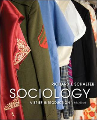 Sociology: A Brief Introduction - Schaefer, Richard T