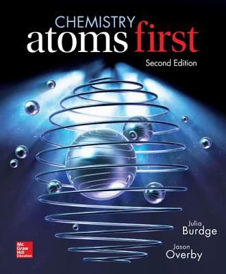 Chemistry: Atoms First - Burdge, Julia R., and Overby, Jason