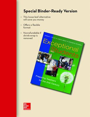 Exceptional Students: Preparing Teachers for the 21st Century - Taylor, Ronald L, and Smiley, Lydia R, and Richards, Stephen B