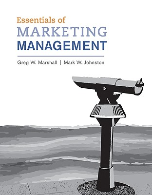 Essentials of Marketing Management - Marshall, Greg W, and Johnston, Mark W