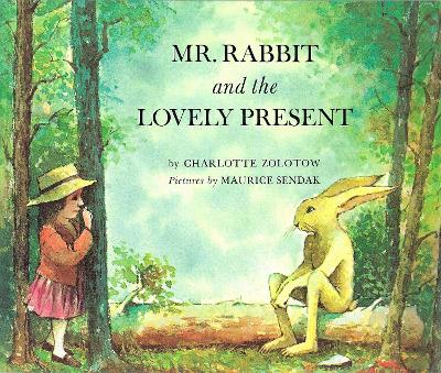Mr. Rabbit and the Lovely Present - Zolotow, Charlotte