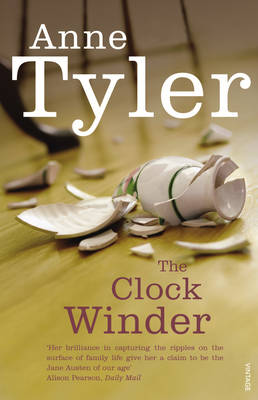 The Clock Winder - Tyler, Anne