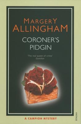 Coroner's Pidgin - Allingham, Margery